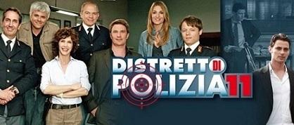 nuovo cast distretto di polizia 11