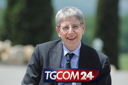 Mario Giordano Direttore Tgcom24 Mediaset Foto