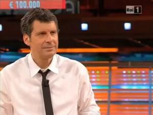 Fabrizio Frizzi presenta miss italia 2012