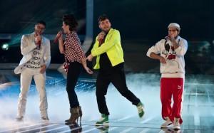 X Factor 5 i Moderni finalisti foto