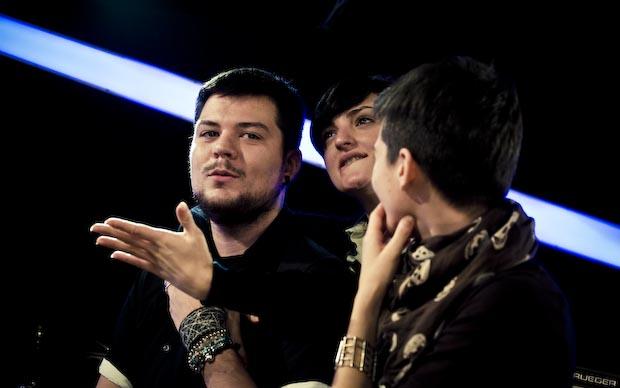 X Factor 5, è amore tra Claudio e Arisa
