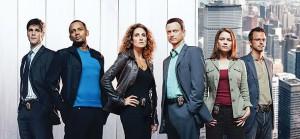 foto del cast CSI New York