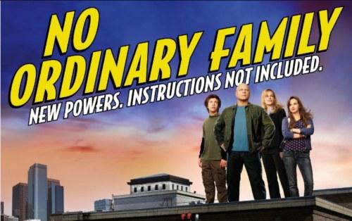 locandina serie tv No ordinary family