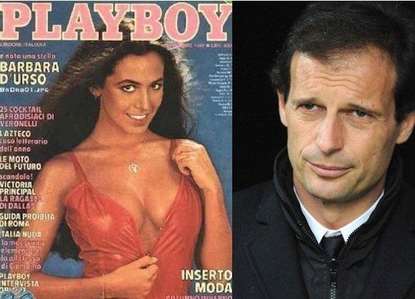 Barbara d'Urso su Playboy e Massimiliano Allegri
