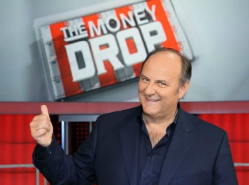 Foto Gerry Scotti The Money Drop