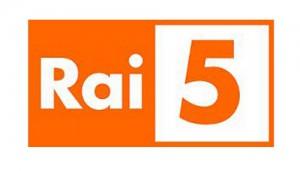 il logo del canale Rai 5