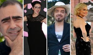 Elio, Morgan, Arisa e Simona Ventura giudici di X-factor 5