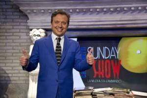 Chiambretti Sunday Show Piero Chiambretti Italia1