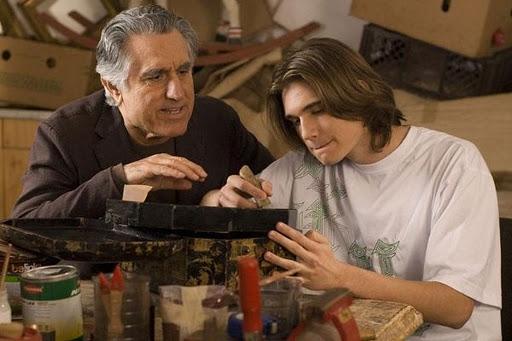 Una scena con Lando Buzzanca de Il Restauratore