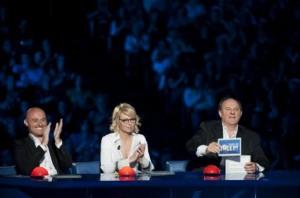 I tre giudici di Italia's got talent foto