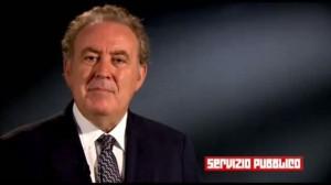 Servizio Pubblico programma tv Michele Santoro