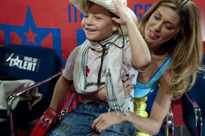 Belen Rodriguez intervista a Tv sorrisi e canzoni