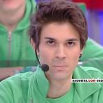 Marco Castelluzzo cantautore Amici 11