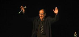 Adriano Celentano Sanremo 2012 foto