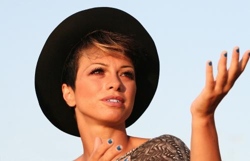 foto cantante dolcenera
