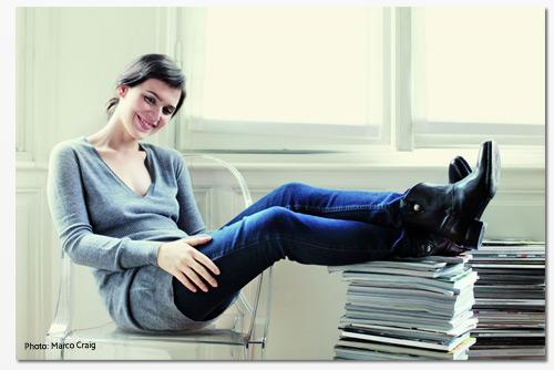 foto della cantante Erica Mou