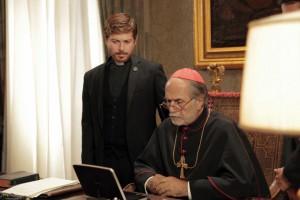 foto fiction Canale 5 Il tredicesimo apostolo
