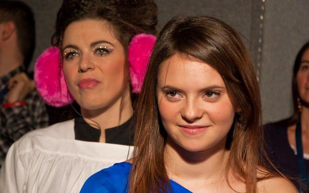 Francesca Michielin foto in X Factor the movie