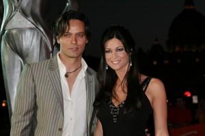 Gabriel Garko e Manuela Arcuri Foto