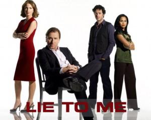 Lie to me Foto