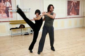 Sergio Assisi balla con Milly Carlucci