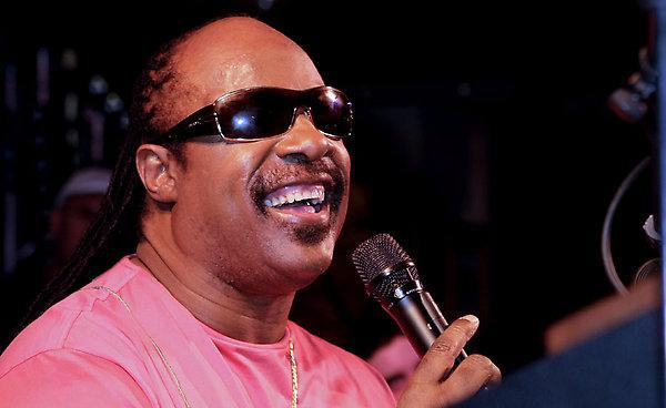 Stevie Wonder Festival di Sanremo 2012