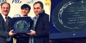 arisa sanremo 2012 sala stampa premio