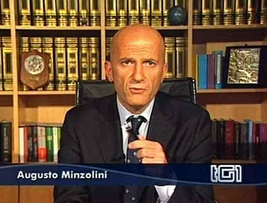 Minzolini e il reintegro alla Rai: rinviata l'udienza