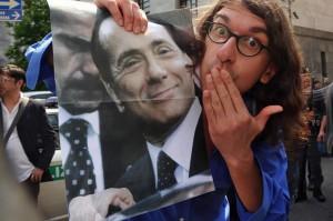 Gabriele Paolini disturbatore tv