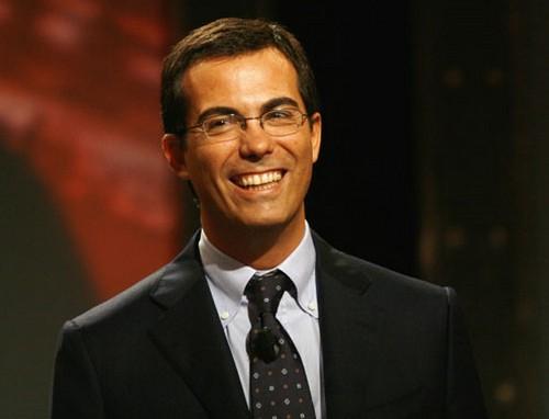 Giovanni Floris, presentatore e giornalista