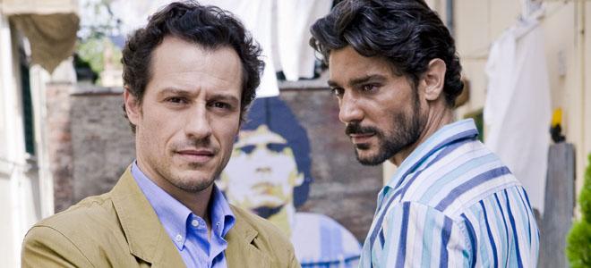 ll clan dei camorristi: Stefano Accorsi e Giuseppe Zeno