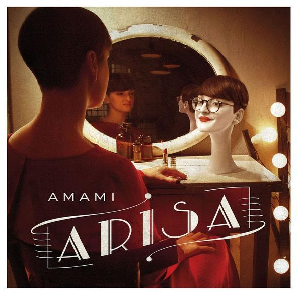 Cover album Amami di Arisa