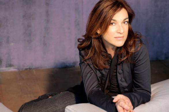 la conduttrice Daria Bignardi in una foto