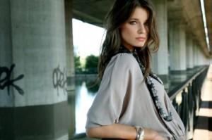 la modella ivana mrazova
