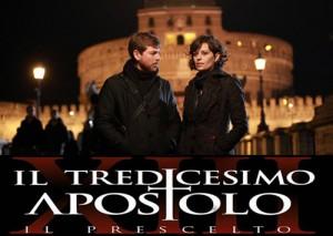 claudio gioè claudia pandolfi il tredicesimo apostolo