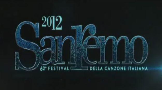 il logo di sanremo 2012