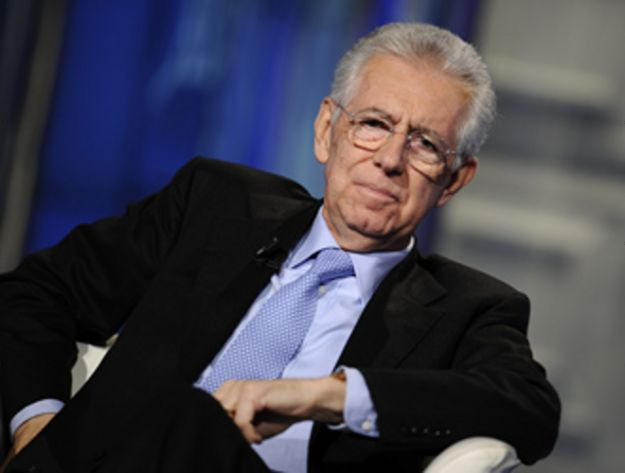Mario Monti ospite a Sky tg24