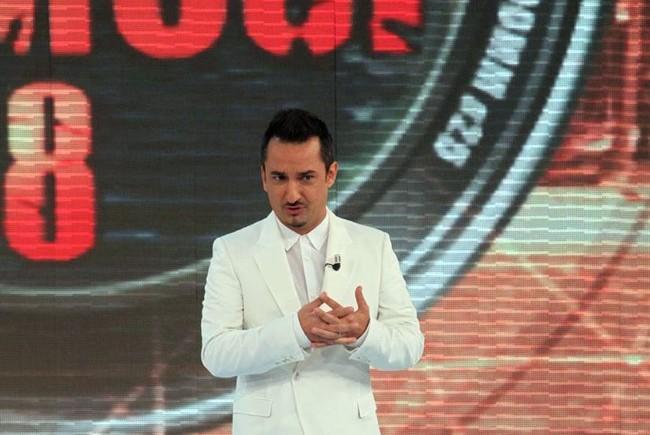 Nicola Savino, conduttore