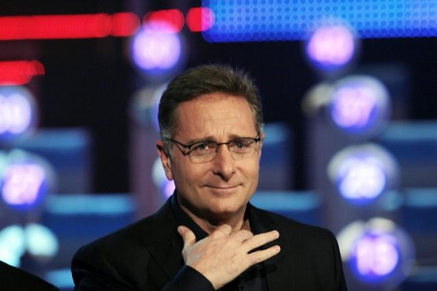 Il conduttore Paolo Bonolis