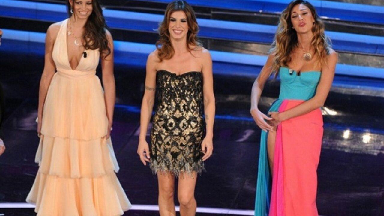 Look di Sanremo 2012: le pagelle | LaNostraTv