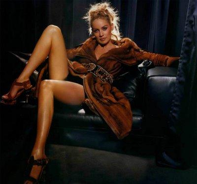 Un'immagine sexy di Sharon Stone