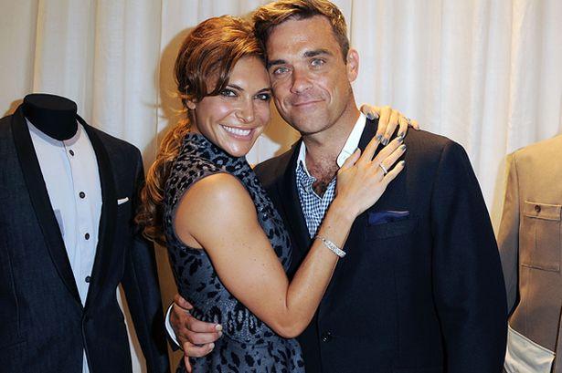Robbie Williams diventa papà