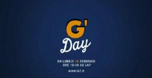 G' Day, programma condotto da Geppi Cucciari