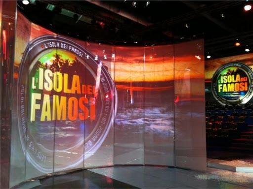 Isola dei famosi 9 studio