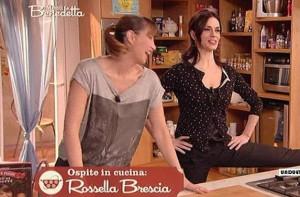 I menu di Benedetta ospita Rossella Brescia