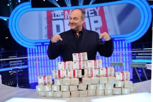Gerry Scotti in prima serata il 24 marzo con The money drop