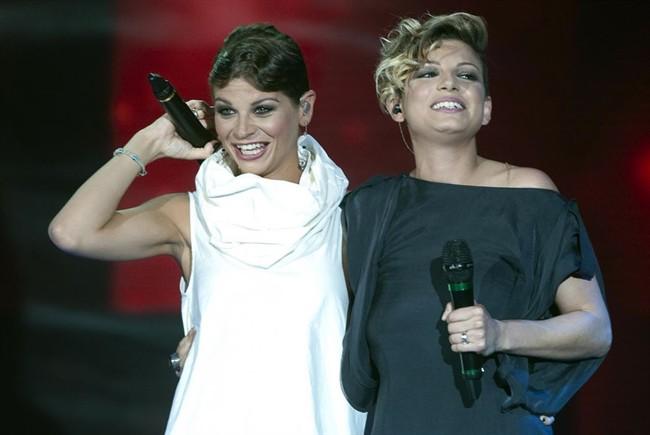 Alessandra Amoroso ed Emma Marrone, assieme a Sanremo