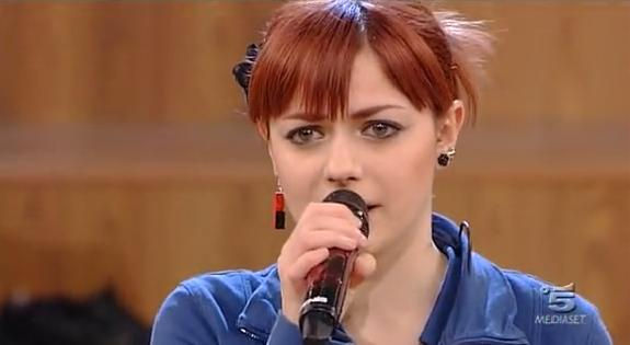 Annalisa Scarrone, cantante
