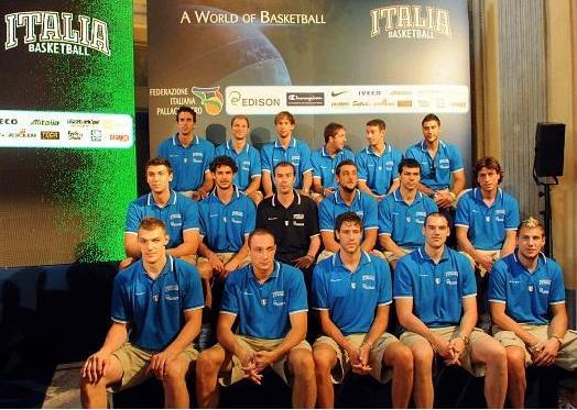 òa nazionale di Basket su Sportitalia