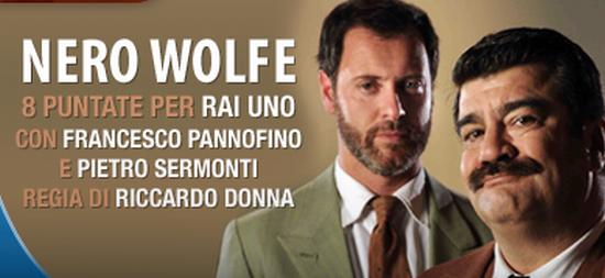i gialli di Nero Wolfe di nuovo in tv